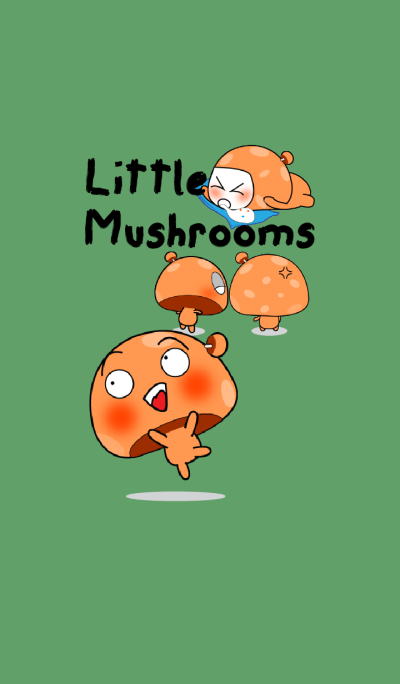 Mischievous Little Mushrooms