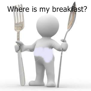What happens after you skip your breakfast