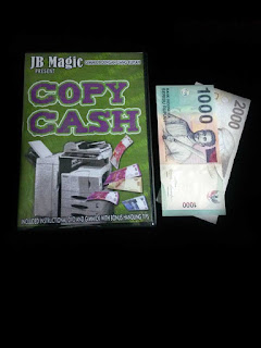 toko sulap jogja Copy Cash Money Magic