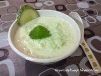 How to make Cucumber Raita Recipe