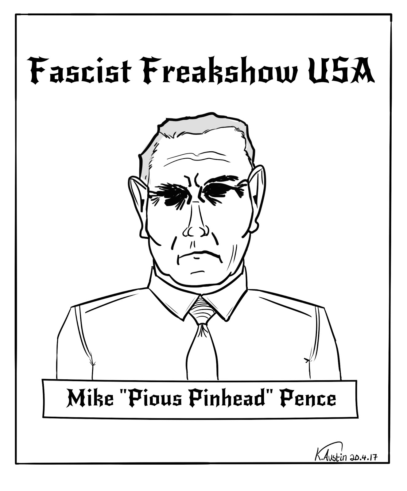 Freak's Own 13: Fascist Freakshow USA