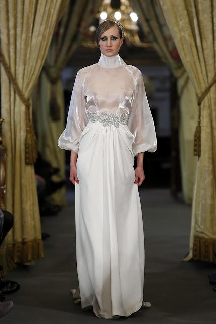 Vestido de novia Rafael Urquizar 2017