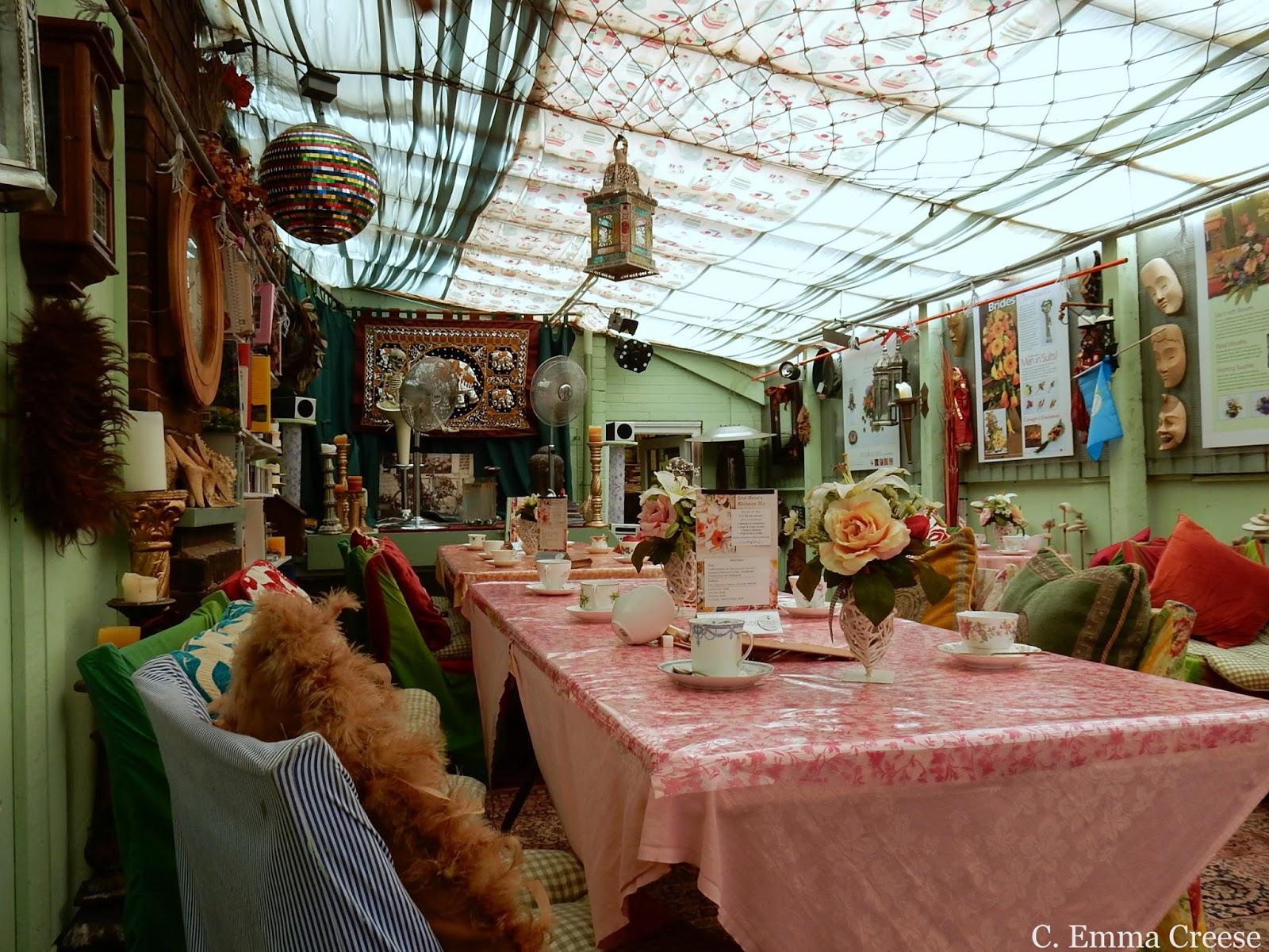 Quirky Tea Rooms St Annes Menu