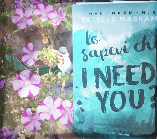 Recensione - Lo sapevi che I need You? - E. Maskame | Desperate Bookswife