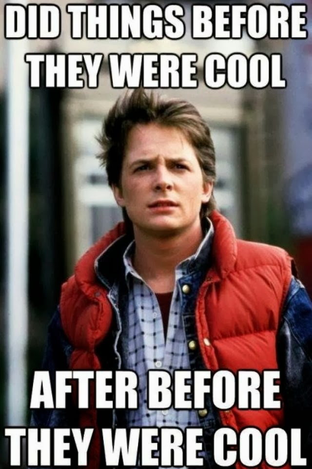 nerd alert future meme memes funny only fox michael sci fi 80s philosophy ego favorite movies bttf isabel infinite going
