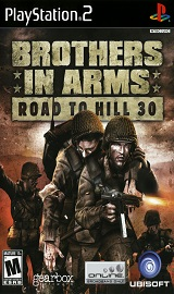 ps2 brothers in arms road to hill 30 p fgmtpa - Brothers In Arms - Road to Hill 30 [Ntsc], Ps2