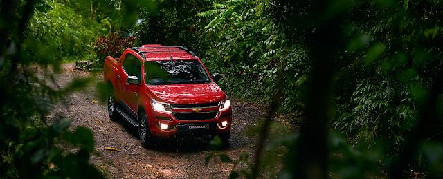 Spesifikasi dan Harga Chevrolet Colorado Terbaru