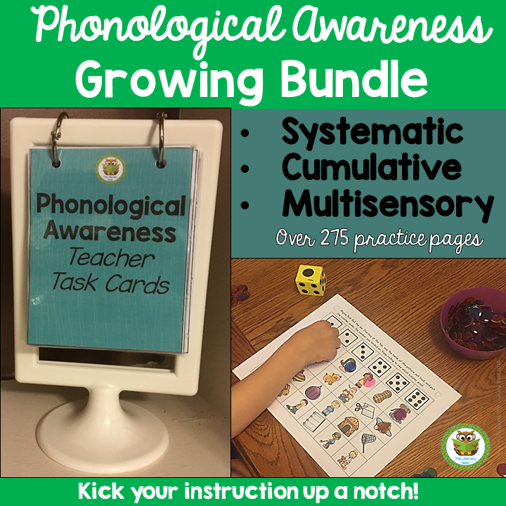 The Top 6 Picture Books For Building Phonological Awareness The