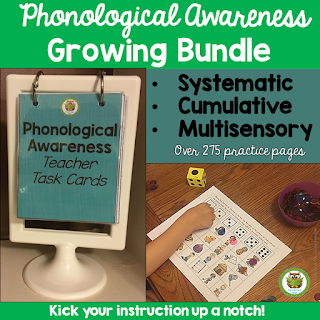 Phonological Awareness Curriculum