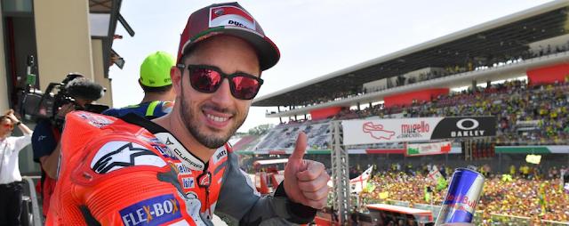 MotoGP第6戦イタリアGP アンドレア・ドヴィジオーゾ
