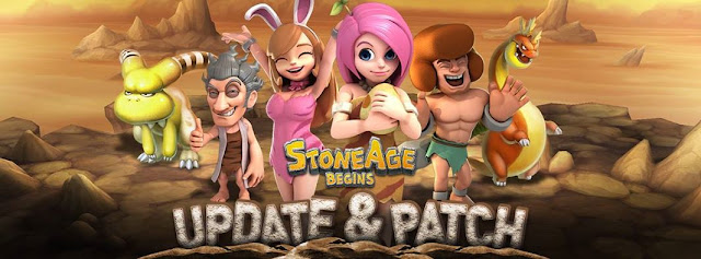 Stone Age Begins Update & Patch Note 30 September 2016