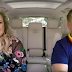 Watch: Kelly Clarkson and James Corden in Carpool Karoke