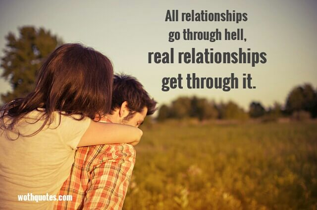 Quotes and Sayings About True Relationship