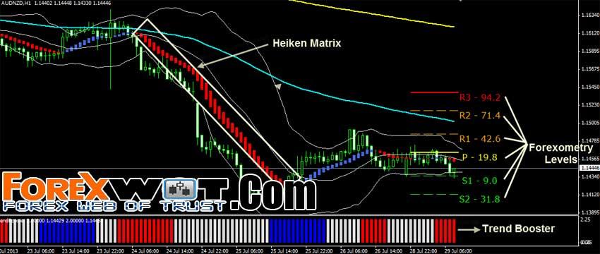 Forex profit matrix review