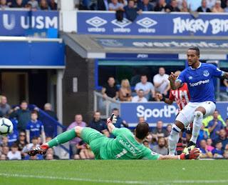 Everton Win Over Southampton 2-1