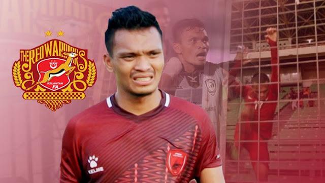 Ferdinand Sinaga mundur dari Kelantan FA