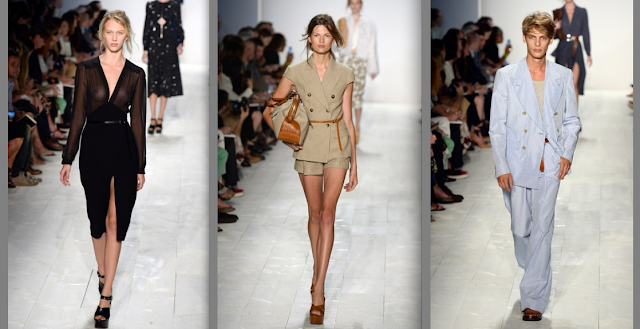 0f36d17891ff New York Fashion Week Runway Review  Michael Kors Spring Summer 2014 ...