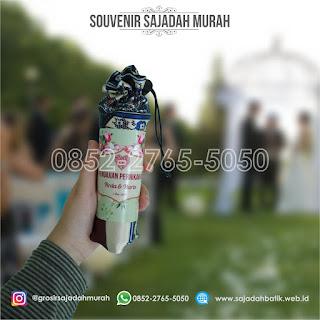 sajadah murah untuk souvenir, souvenir sajadah batik, 0852-2765-5050
