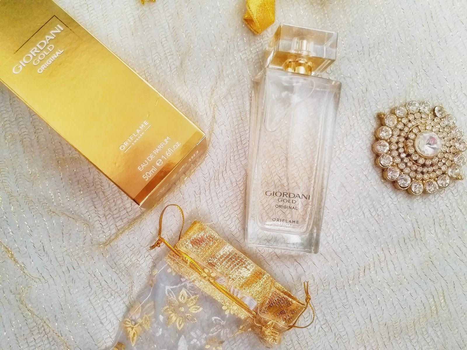 Beauty Beyond Oriflame Giordani Gold Original Edp For Women