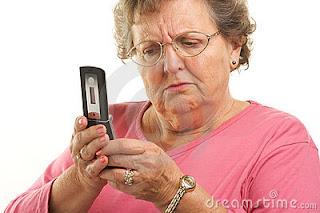 senior texter