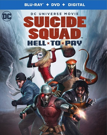 Suicide Squad Hell to Pay 2018 English 280MB ESubs