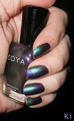 xoxoJen's swatch of Zoya Polish - Ki