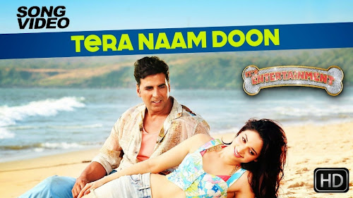 Tera Naam Doon - It's Entertainment (2014) Full Music Video Song Free Download And Watch Online at worldfree4u.com