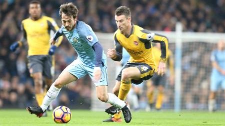 Assistir Arsenal x Manchester City ao vivo grátis em HD 01/04/2017