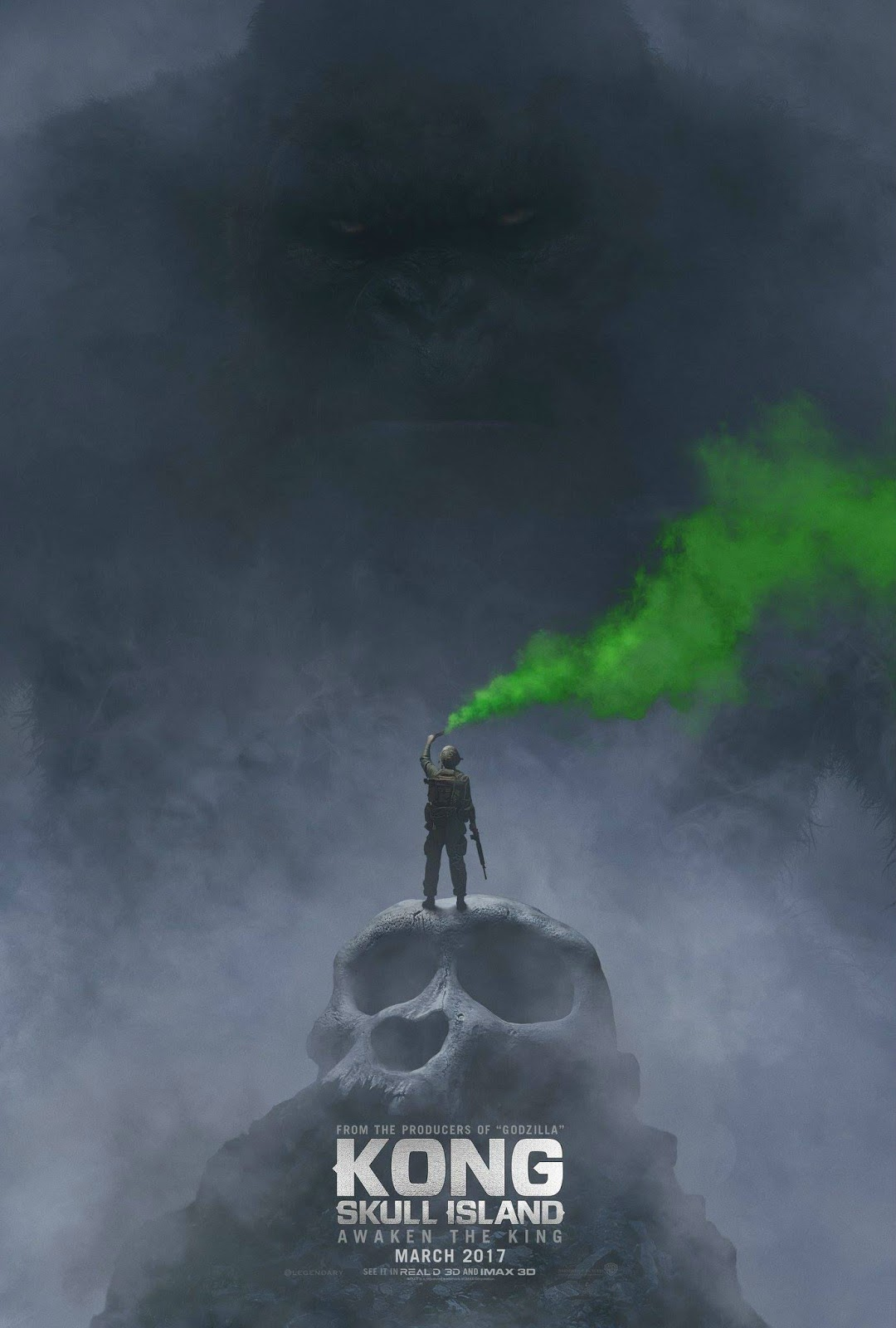 Kong : Skull Island - Movie Review