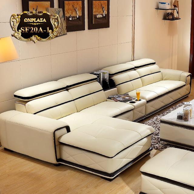 mẫu sofa phong cách hiện đại SF20.