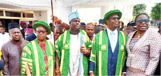 UNN Awards 480 PhDs at 48th Convocation Ceremony