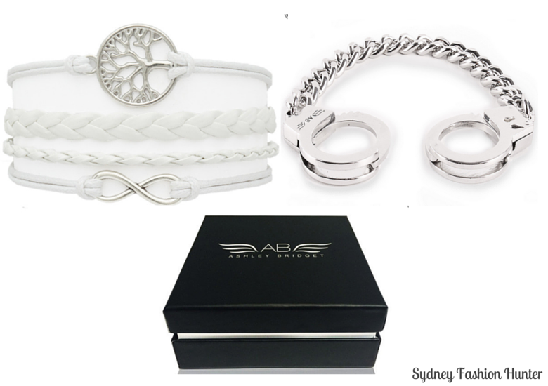 Ashley Bridget Nature Bracelet, Ashley Bridet Grey Bracelet