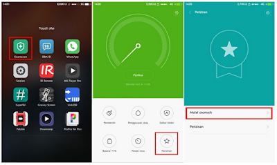 Cara Mengatasi Notifikasi Tidak Masuk Pada HP Xiaomi