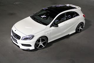 Чип-тюнинг Mercedes A-Class