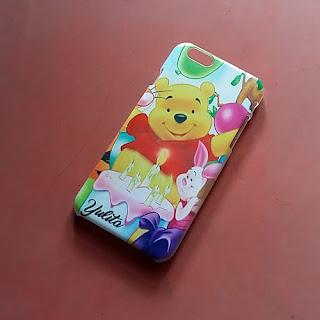 casing custom gambar winnie the pooh
