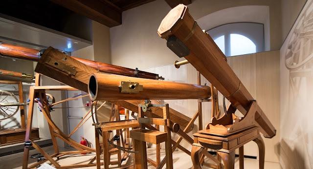 Sobre o Museo Galileo em Florença