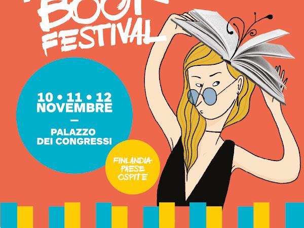 Il Seu al Pisa Book Festival 10-11-12 novembre 2017