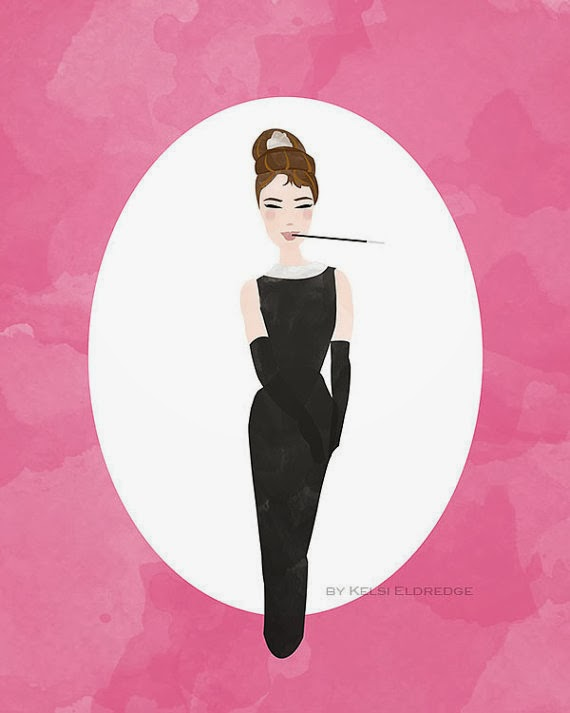Holly Golightly by KelsiEldredge