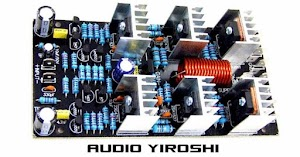 Audio Rakitan Power Yiroshi