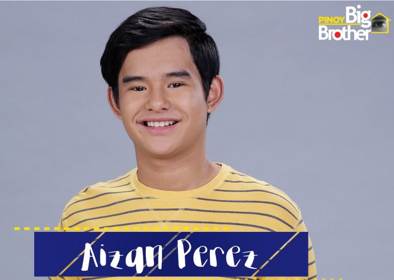 First evicted housemate of  PBB Lucky Season 7 Teen Edition