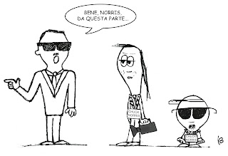 Life At Work: CHUCK NORRIS' BADGE