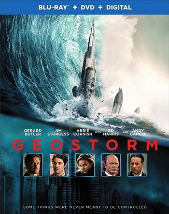 Geostorm 2017 English 720p BRRip 999MB ESubs