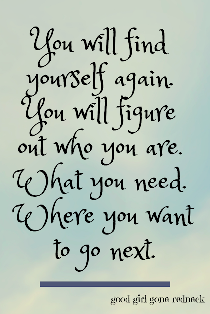 divorce, separation, break-up, nonparent, life alone, transitions, changes, new life, what next