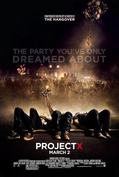 Project X DVDRip Subtitulos Español Latino Descargar 1 Link 2012