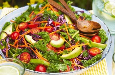 Brazilian Kale Salad