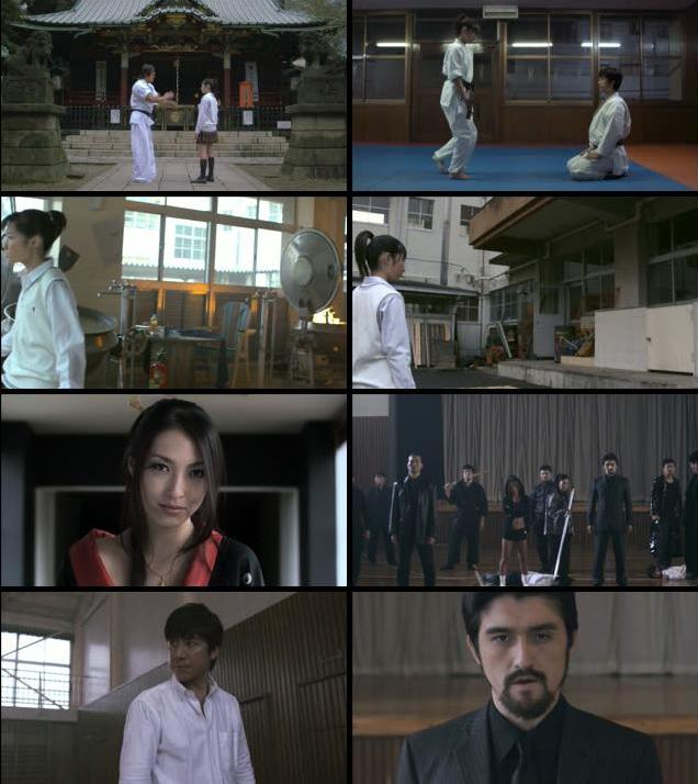 High Kick Girl 2009 Dual Audio Hindi 720p BluRay 900mb