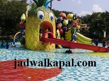 Harga Tiket Masuk Water Kingdom Mekarsari Terbaru 2018