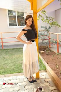 Telugu Actress Tanya Hope Stills at Appatlo Okadundevadu Audio Launch  0310.JPG