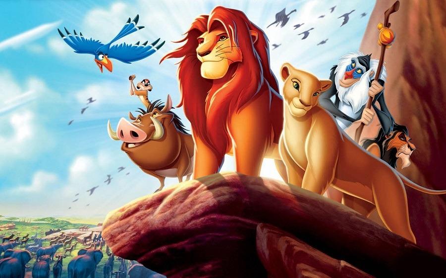 Imagens O Rei Leão - Blu-Ray