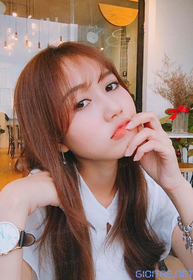 Nguyễn Nhung: Sao em ấy lại Cute thấy này? :p